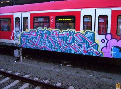 Trains 2008