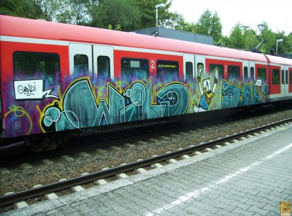 Trains 2009