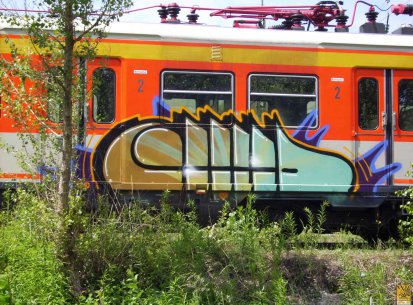 Trains 2010