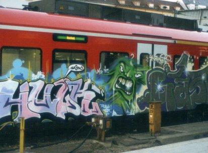 Trains 2005