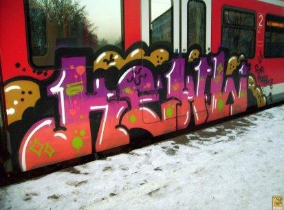 Trains 2007
