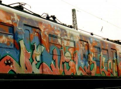 Trains 1989