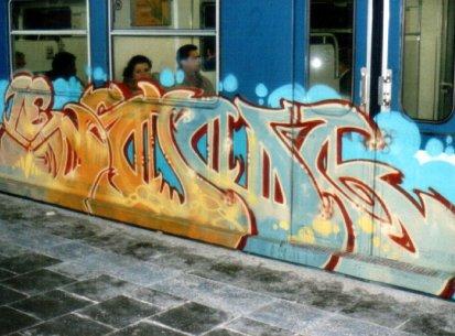 Trains 1996