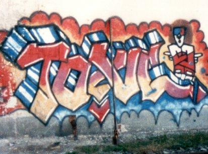 Walls 1984-1987